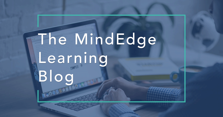 Mindedge Blog Post